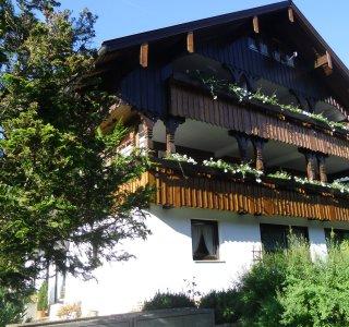 Haus Gentiana Südseite