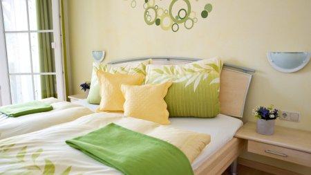Ferienwohnung II: Schlafzimmer