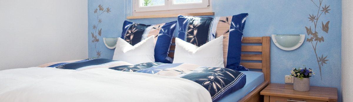 Ferienwohnung I: Schlafzimmer