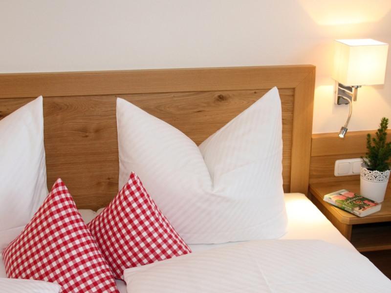 kuschelige Betten für einen erholsamen Schlaf