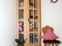 Bücherecke für unsere Gäste
