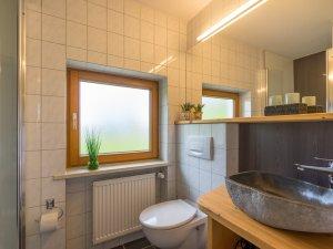 Wohnung Gaisbock-Badezimmer