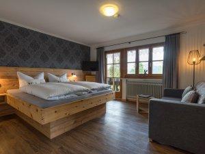 Wohnung Hasenstall-Schlafzimmer