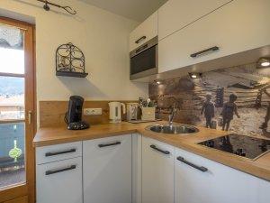 Wohnung Hasenstall-Küche