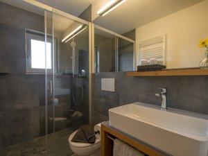 Wohnung Kuhstall-Badezimmer