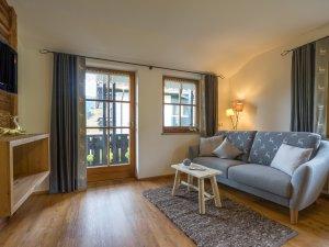 Wohnung Platzhirsch-Wohnzimmer