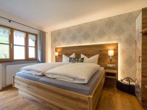 Wohnung Platzhirsch-Schlafzimmer