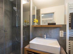 Wohnung Platzhirsch-Badezimmer