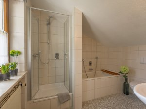 Wohnung Steinbock-Badezimmer