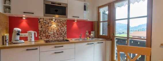 Wohnung Steinbock-Küche