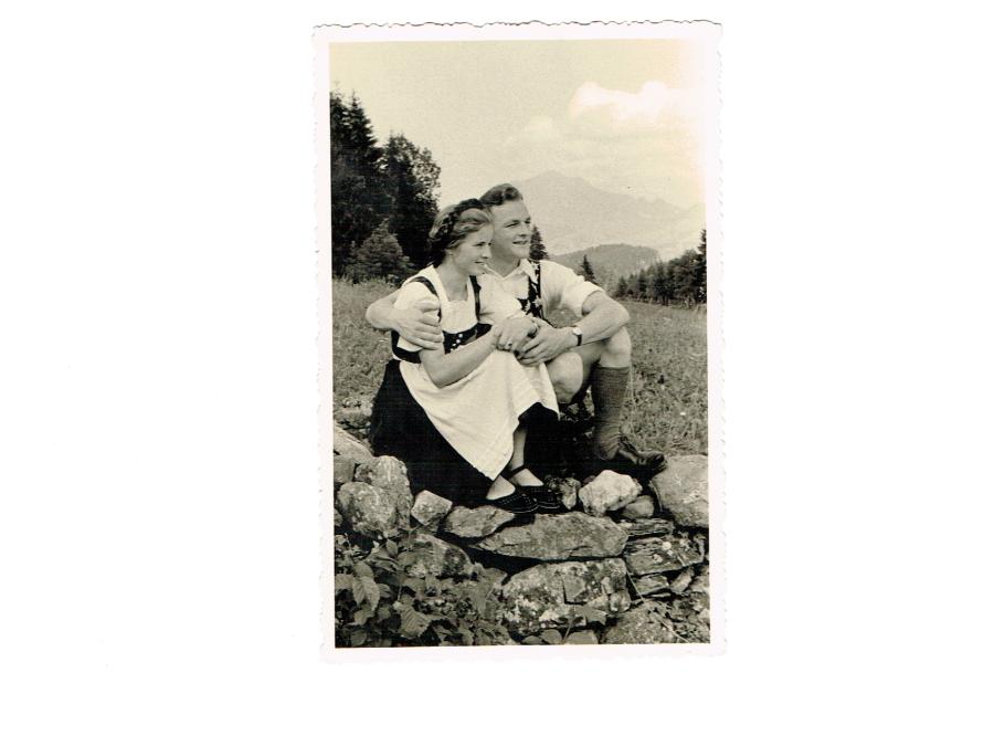 Rosemarie und Josef Feldengut