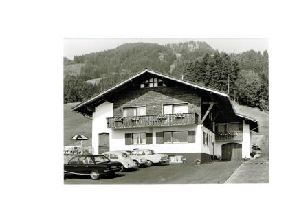 Haus Hochwies 1970