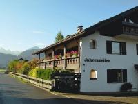 Haus Jahreszeiten am Ortsrand von Oberstdorf