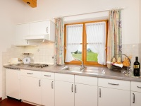 Küche Appartement 2
