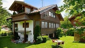 Haus Kleber im Grünen