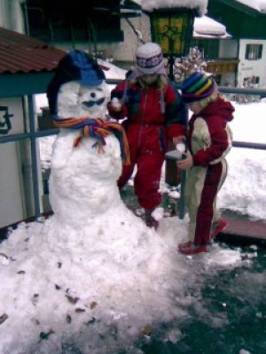 Grüß dich, Schneemann