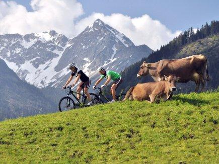 Moutainbiken & Rad fahren