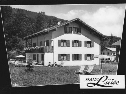 Haus Luise 1963