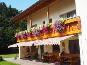 Terrasse im Haus Luise