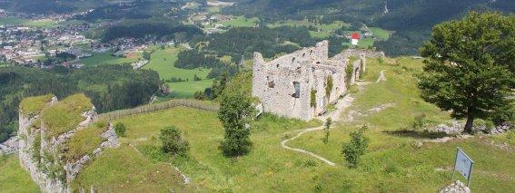 Auf dem Schlosskopf