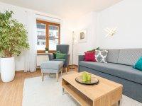 Wohnung4 Haus Lupfer Oberstdorf Wohnzimmer