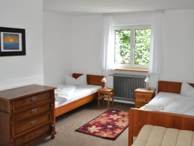 Schlafzimmer 4 (2 Einzelbetten)