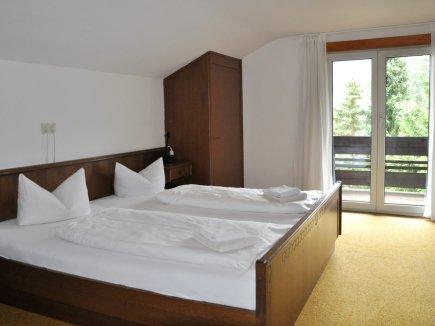 Schlafzimmer 5 im Dachgeschoss