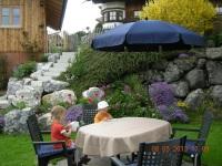 Garten Ferienwohnung Wannenblick