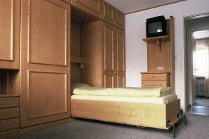 Appartement 5 Schrankbett