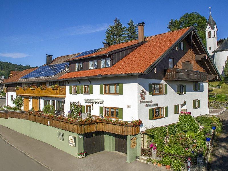 Haus Prutscher Wertach