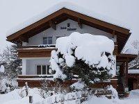 Winter Haus Rähmer Familie Klein