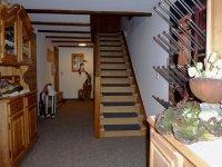 Eingangsbereich im Treppenhaus