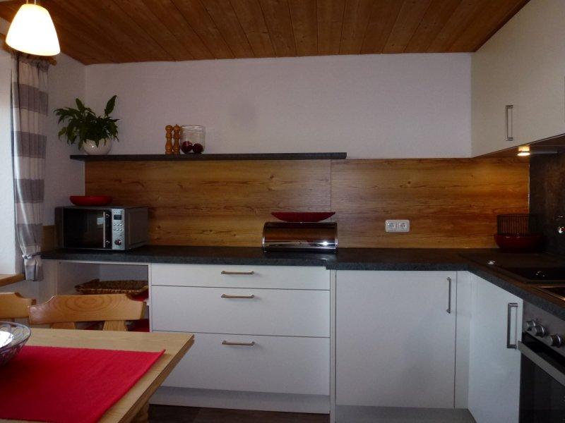 Sep.Küche in Vollausstattung mit Essplatz