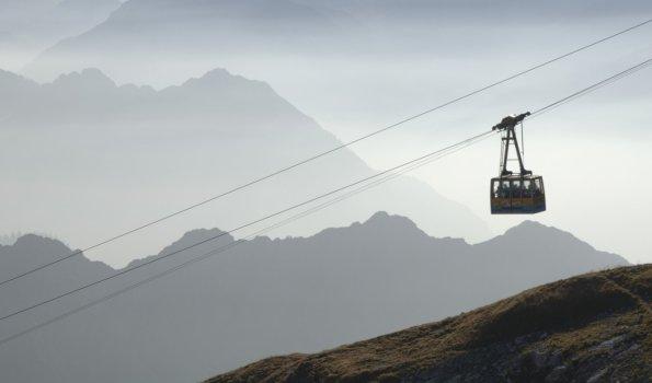 Bergbahn Sommer