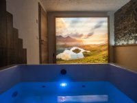 Whirlpool-Grotte Haus am Rank