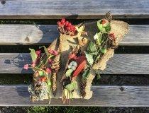 Naturwerkstatt Herbstliche Tischdeko (1) 1
