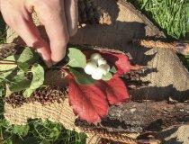Naturwerkstatt Herbstliche Tischdeko (6) 1