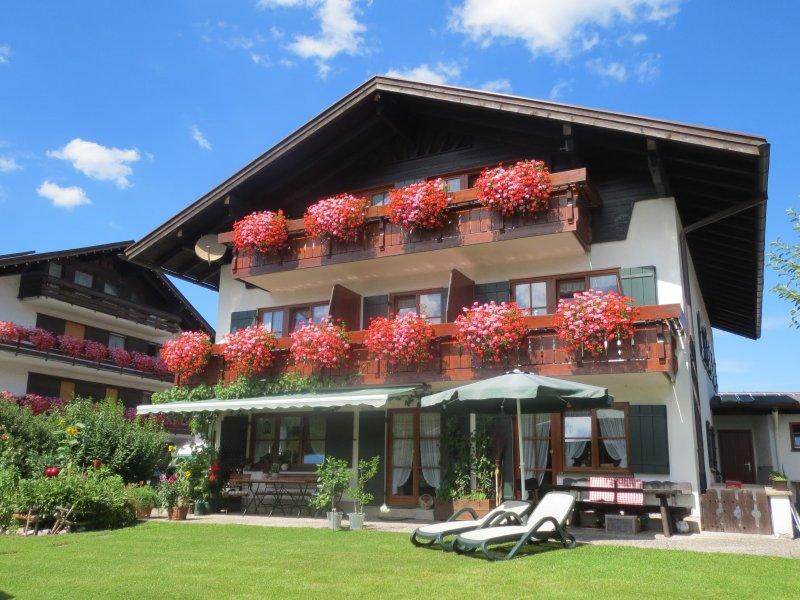 unser Gästehaus Rappenkopf