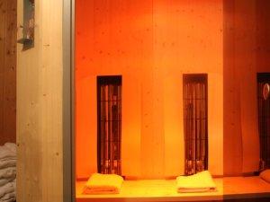 Sauna, Infrarot