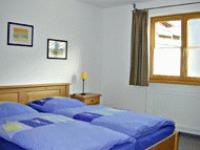 Schlafzimmer der FeWo Söllereck