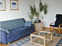 Wohnzimmer der FeWo Söllereck