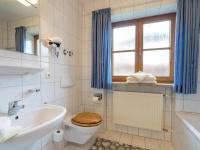Silberdistel: Badezimmer
