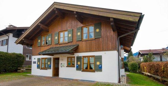 Villa Arosa Außenaufnahme