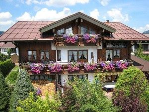 Haus Rudow mit Blick auf Südseite