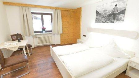 Schlafzimmer Apartment 4