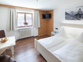 Wohnung 87 Schlafbereich