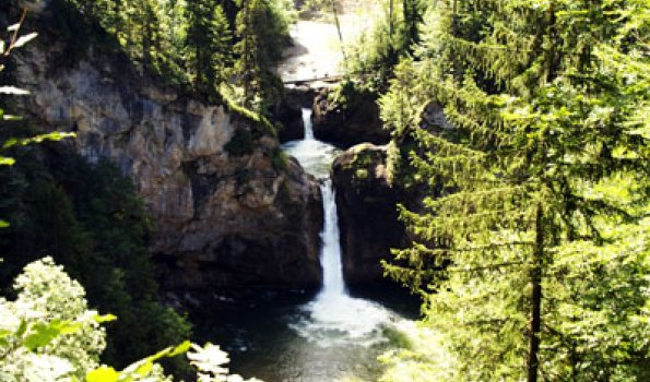 Buchenegger Wasserfälle 3