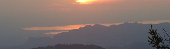 Hochgrat Sonnenuntergang