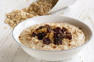5 Elemente Frühstücksbrei