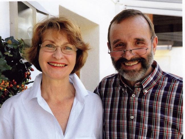 Hans und Birgitt Schraudolf